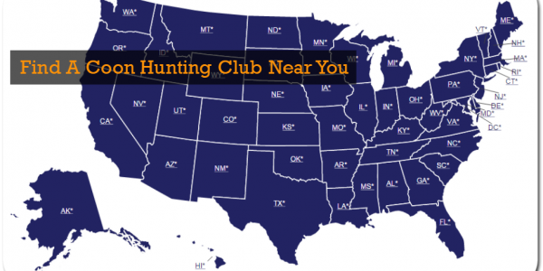 Coon Hunting Club Directory