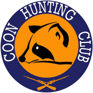 Coon Hunting Club Logo